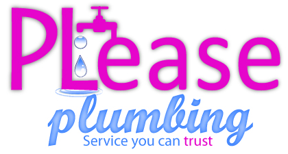Please Plumbing logo